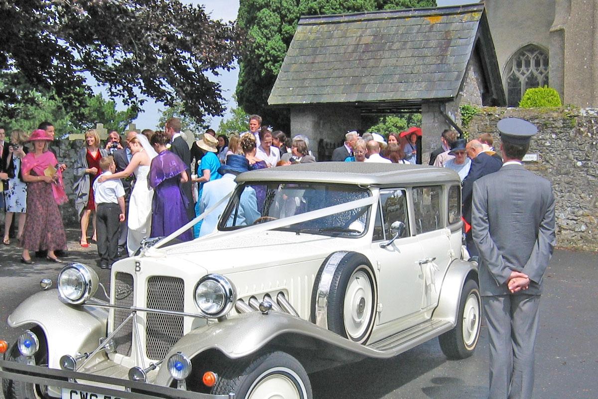 Service für Hochzeitsgäste